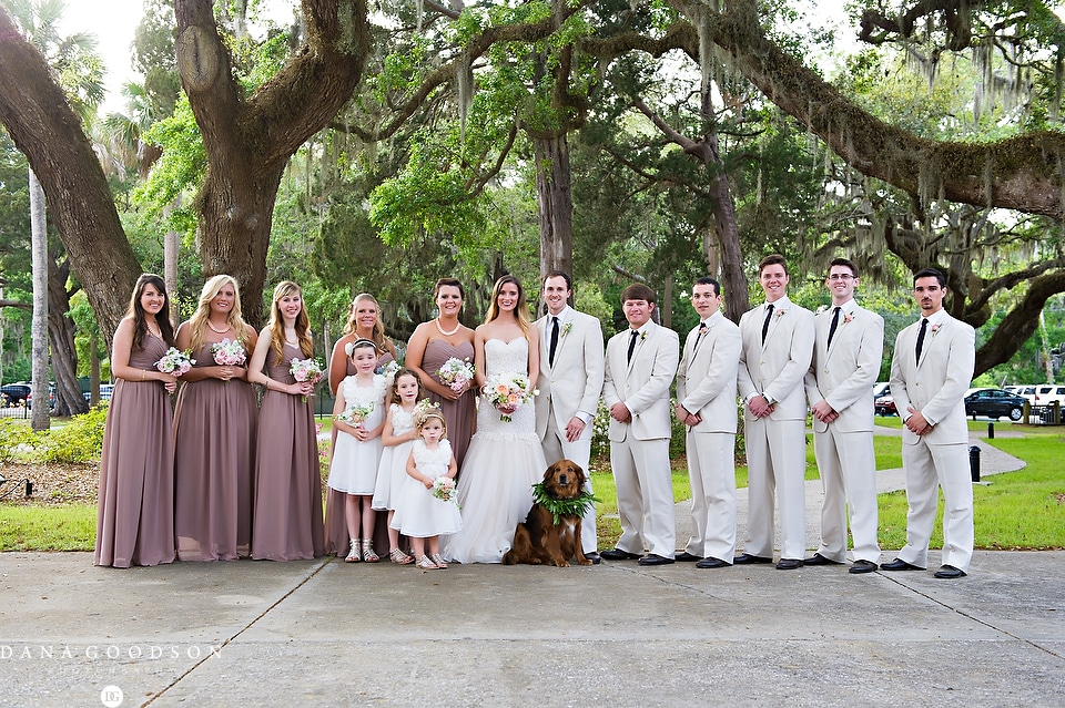 Ribault Club Wedding | Holly & Josh10052