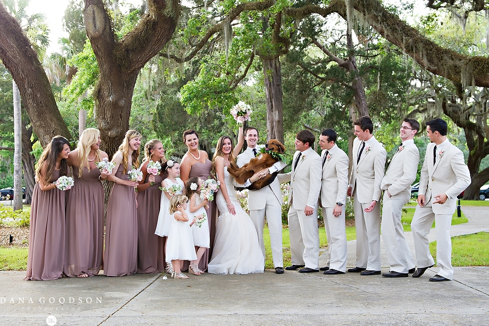 Ribault Club Wedding | Holly & Josh10053