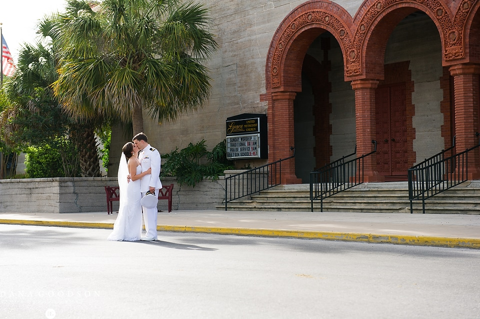 St Augustine Wedding | Amy & Sean 10052