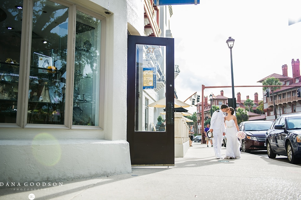 St Augustine Wedding | Amy & Sean 10064