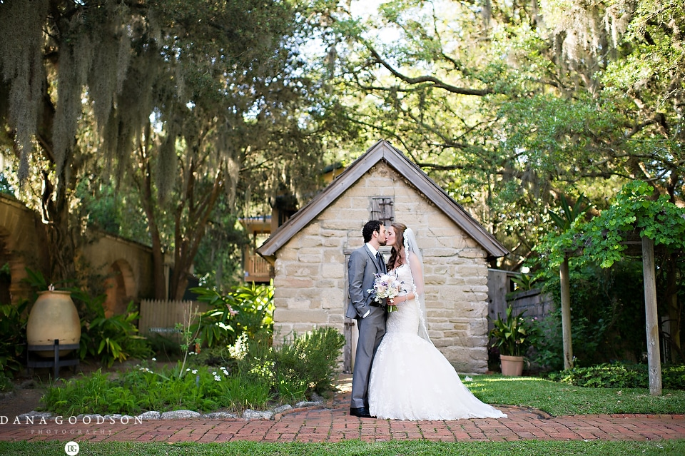 St Augustine Wedding | Tiffany & Jonathan 1038