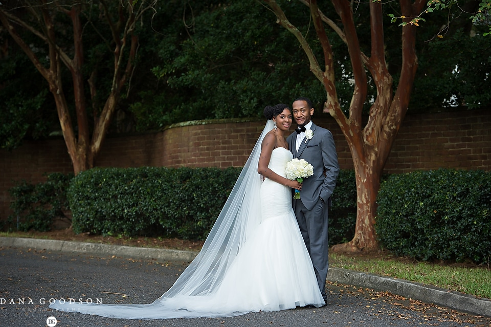 Riverside Baptist | Florida Yacht Club Wedding | Shaen & Kingston10057