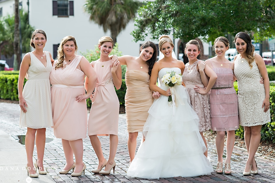 St Augustine Wedding | White Room | Megan & Alex 1018