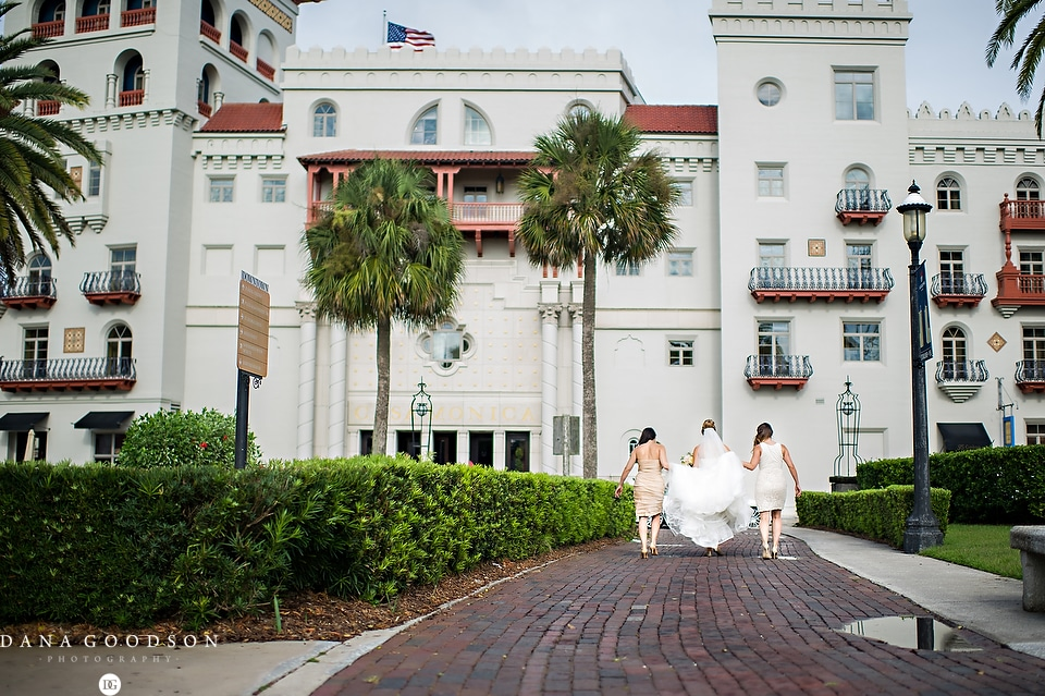 St Augustine Wedding | White Room | Megan & Alex 1020