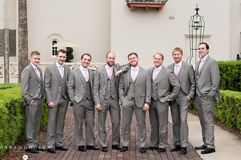 St Augustine Wedding | White Room | Megan & Alex 1036