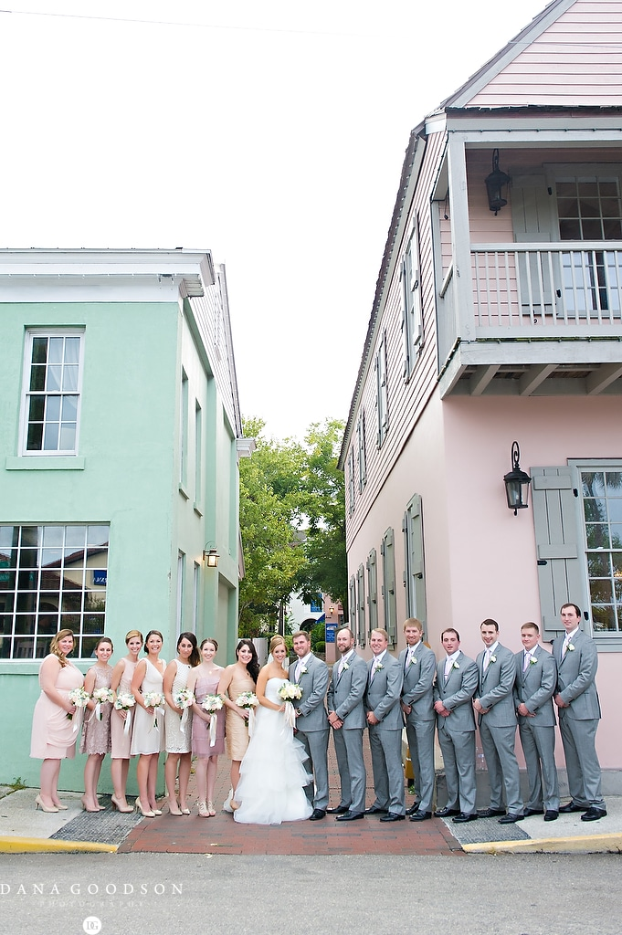 St Augustine Wedding | White Room | Megan & Alex 1052