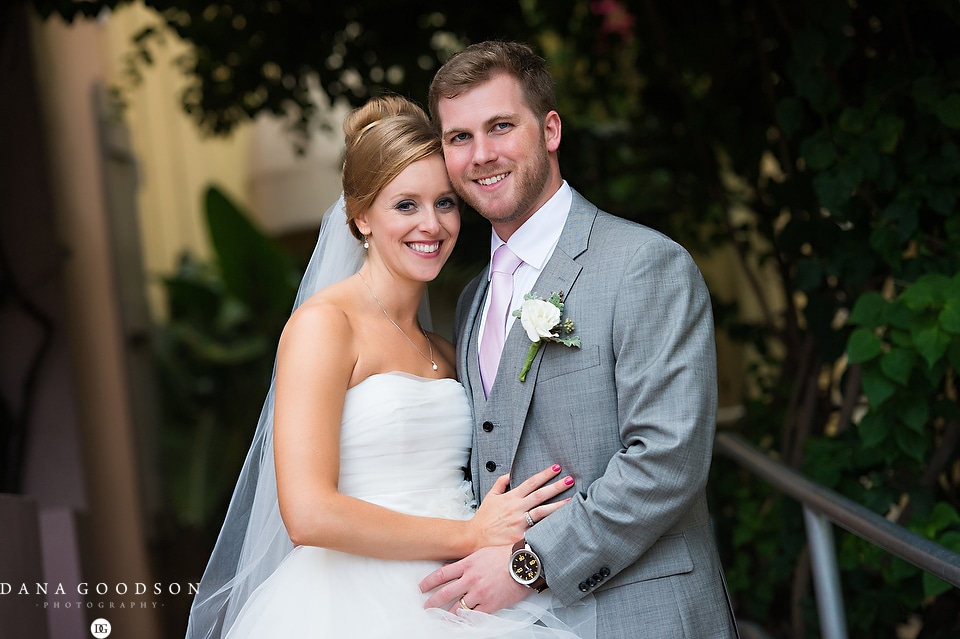 St Augustine Wedding | White Room | Megan & Alex 1066