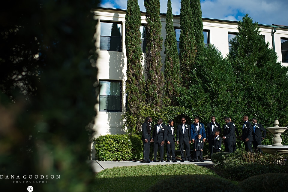 Riverside Baptist Wedding & Library | Courtney & Jerry 1017