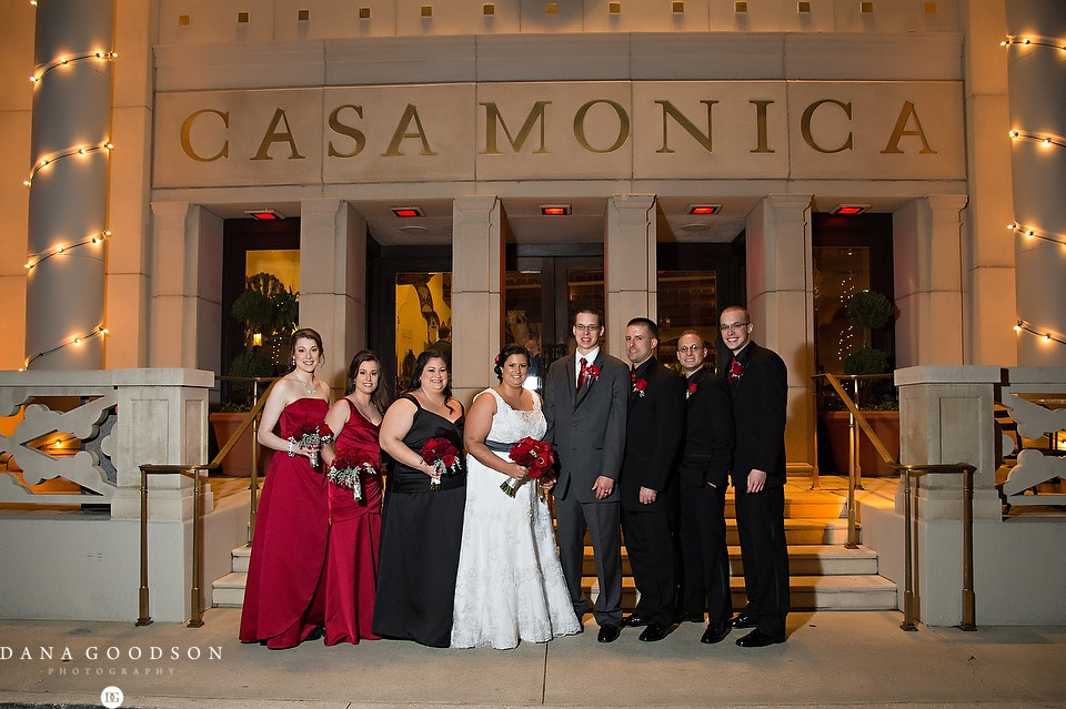 Casa Monica Wedding | Dana Goodson Photography039