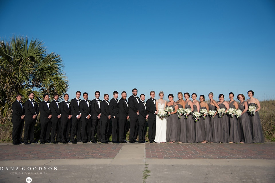 Casa Marina Wedding | Whitney & Michael036