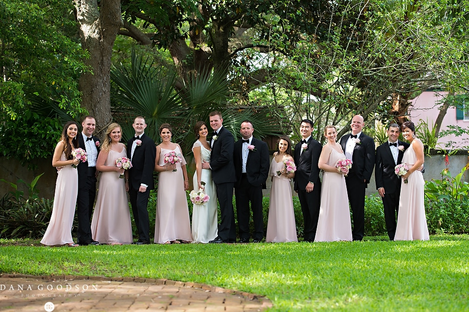 Oldest House Wedding | Casa Monica Reception | Molly & Brough 025