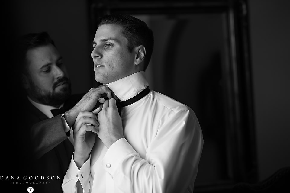 white room wedding | Caitlin & Steve | Dana Goodson Photography 035