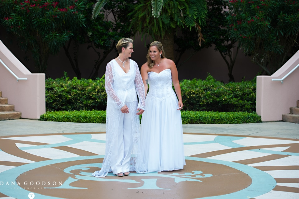 Hammock Beach Wedding | Dana Goodson Photography | Mandy & Melanie016