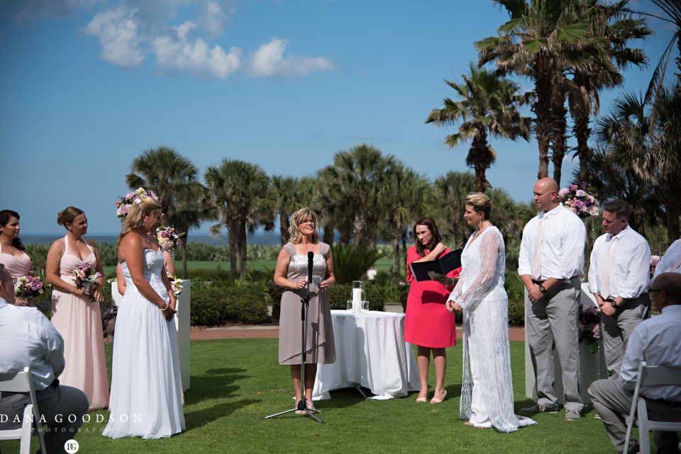 Hammock Beach Wedding | Dana Goodson Photography | Mandy & Melanie031