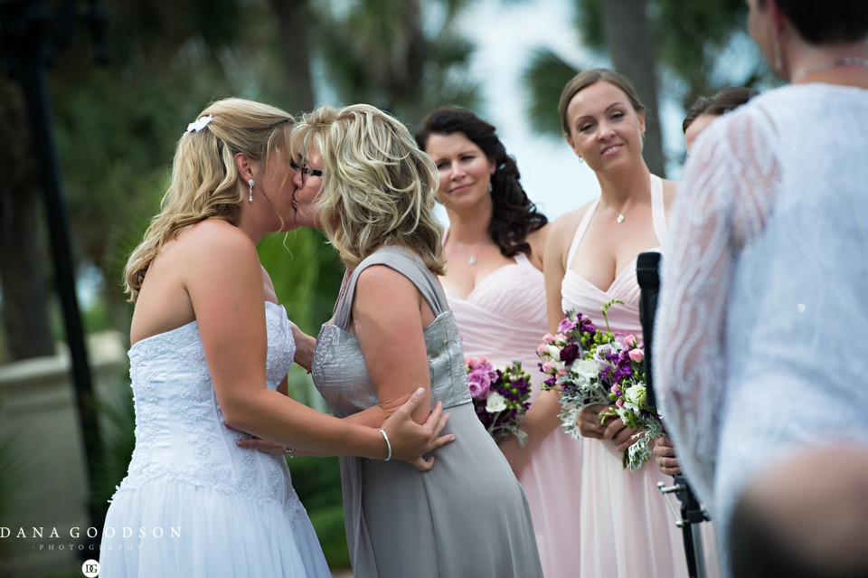 Hammock Beach Wedding | Dana Goodson Photography | Mandy & Melanie032