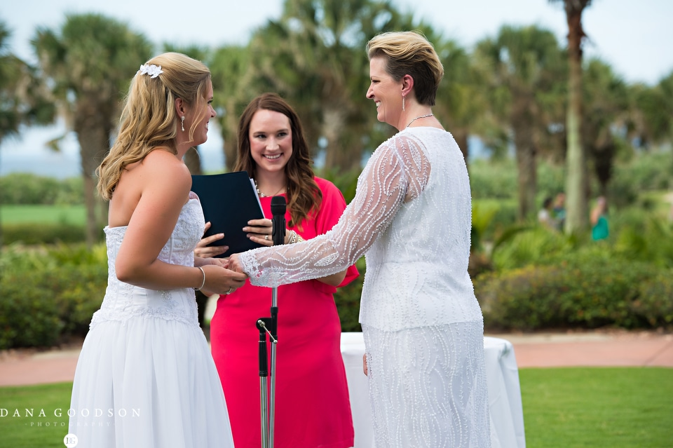 Hammock Beach Wedding | Dana Goodson Photography | Mandy & Melanie035