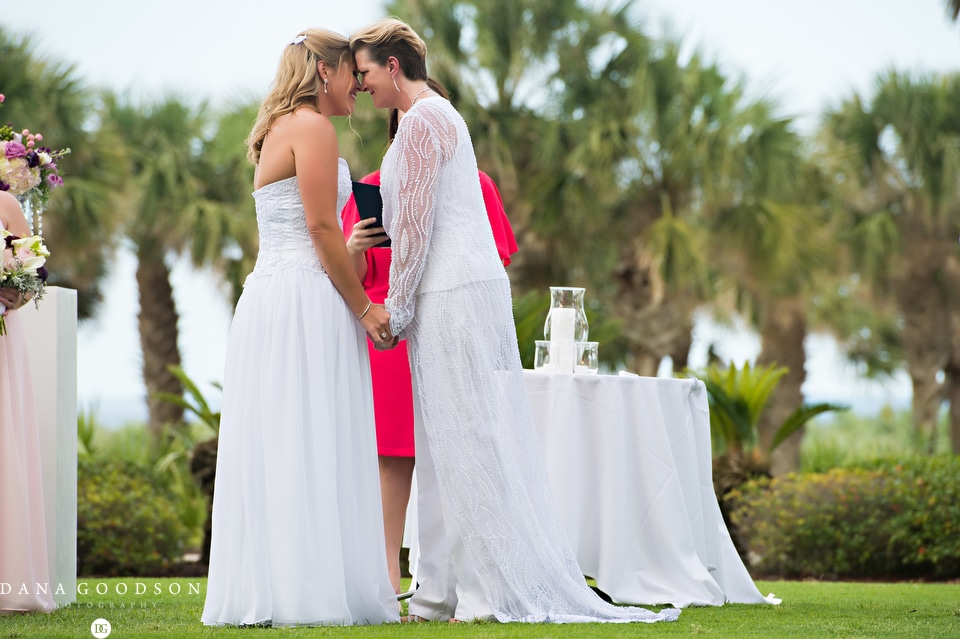 Hammock Beach Wedding | Dana Goodson Photography | Mandy & Melanie037
