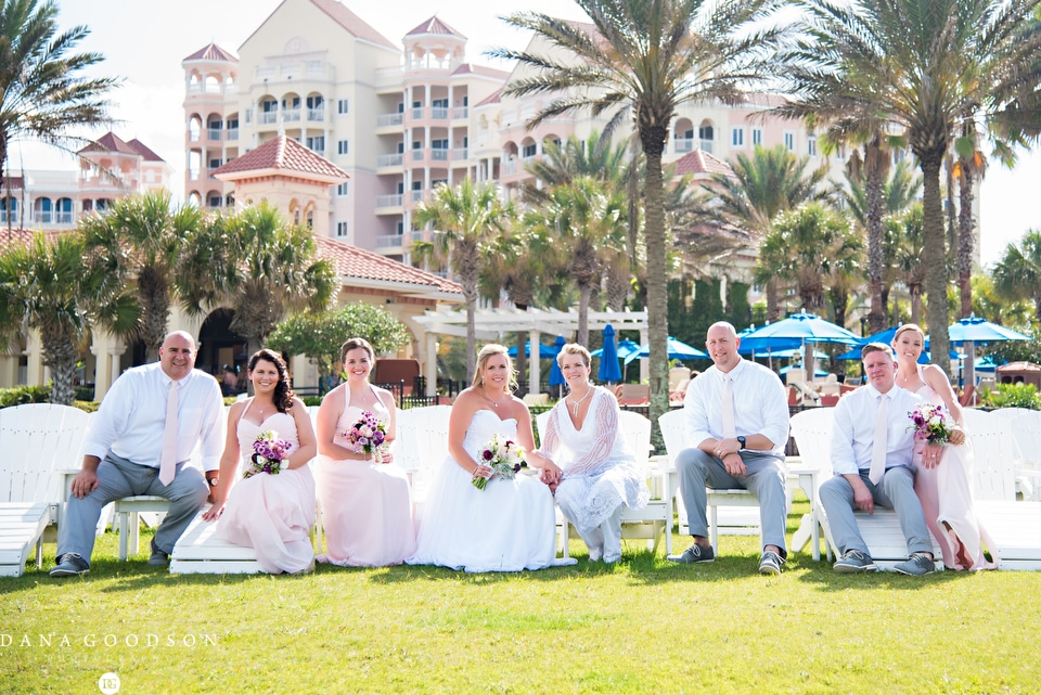 Hammock Beach Wedding | Dana Goodson Photography | Mandy & Melanie038