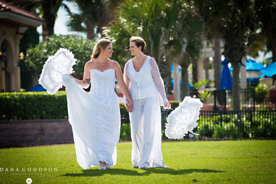 Hammock Beach Wedding | Dana Goodson Photography | Mandy & Melanie039