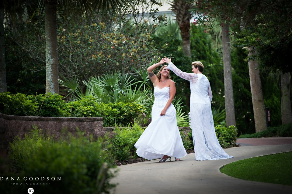 Hammock Beach Wedding | Dana Goodson Photography | Mandy & Melanie043