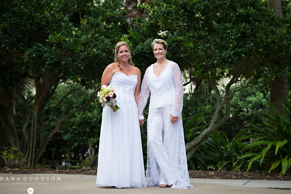 Hammock Beach Wedding | Dana Goodson Photography | Mandy & Melanie044