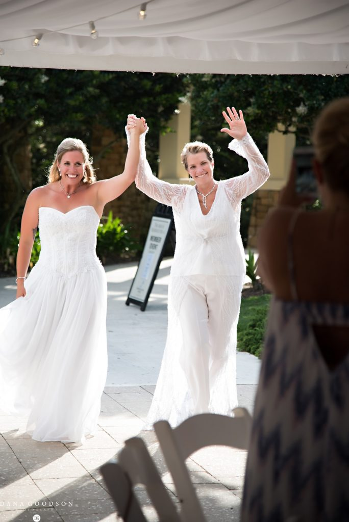 Hammock Beach Wedding | Dana Goodson Photography | Mandy & Melanie048