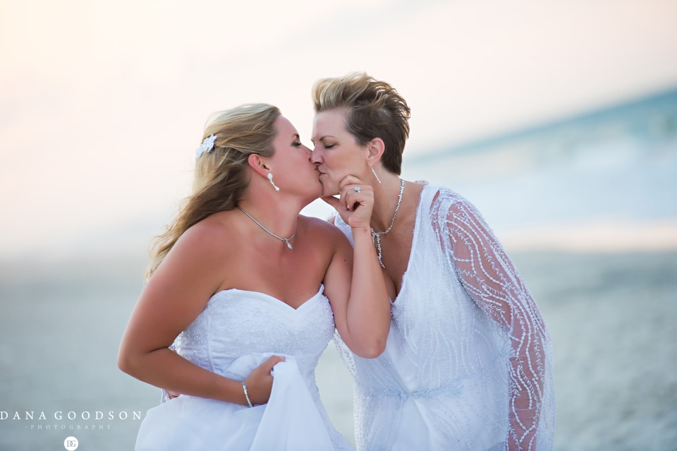 Hammock Beach Wedding | Dana Goodson Photography | Mandy & Melanie056