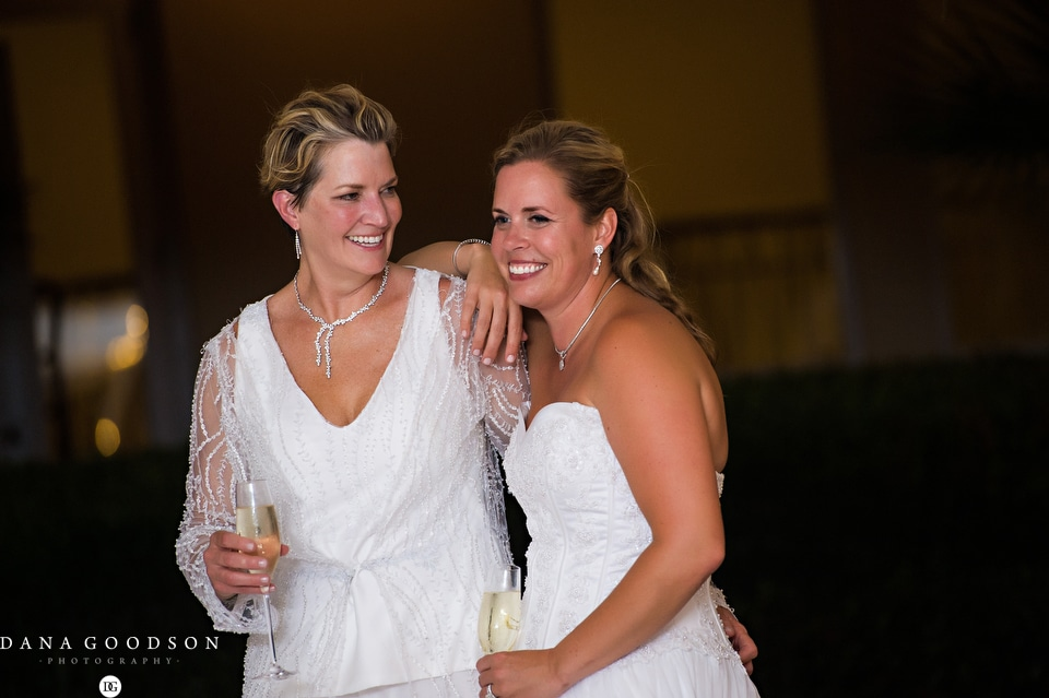 Hammock Beach Wedding | Dana Goodson Photography | Mandy & Melanie066