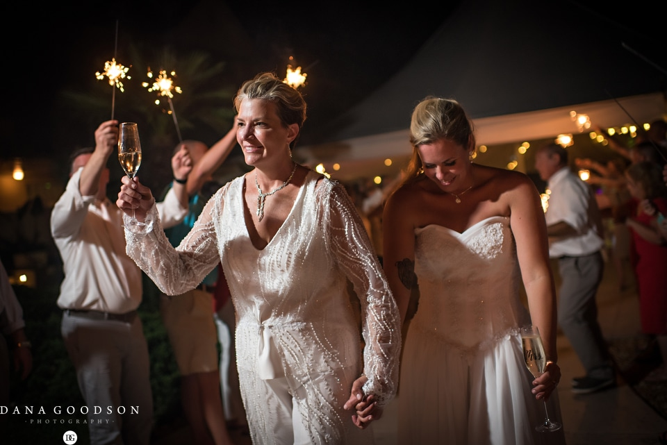 Hammock Beach Wedding | Dana Goodson Photography | Mandy & Melanie071