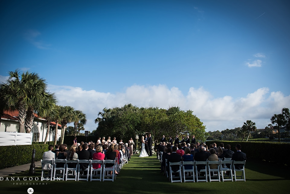 Ponte Vedra Inn & Club Wedding | Dana Goodson Photography | Lauren & Sam025