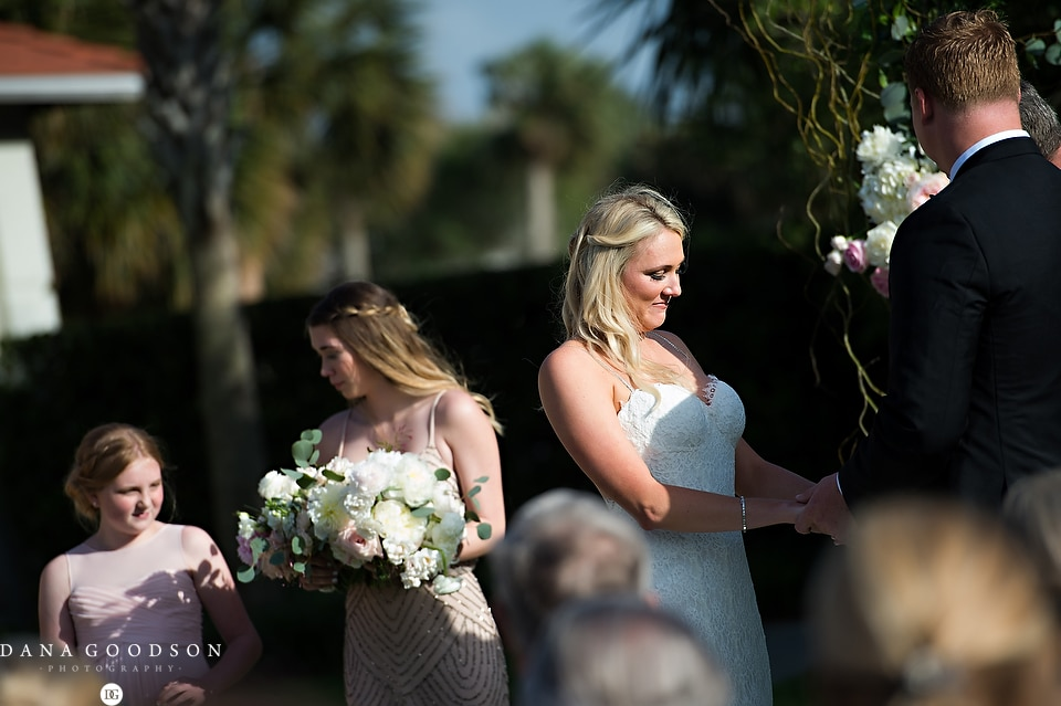 Ponte Vedra Inn & Club Wedding | Dana Goodson Photography | Lauren & Sam028