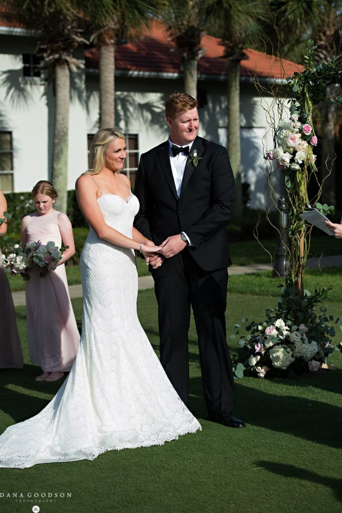 Ponte Vedra Inn & Club Wedding | Dana Goodson Photography | Lauren & Sam029