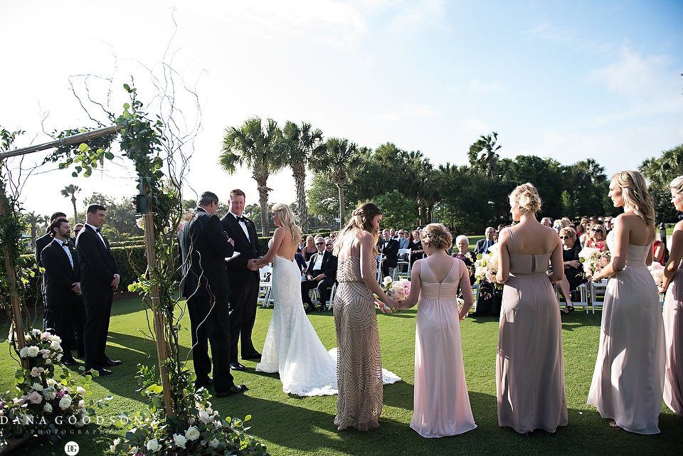 Ponte Vedra Inn & Club Wedding | Dana Goodson Photography | Lauren & Sam032