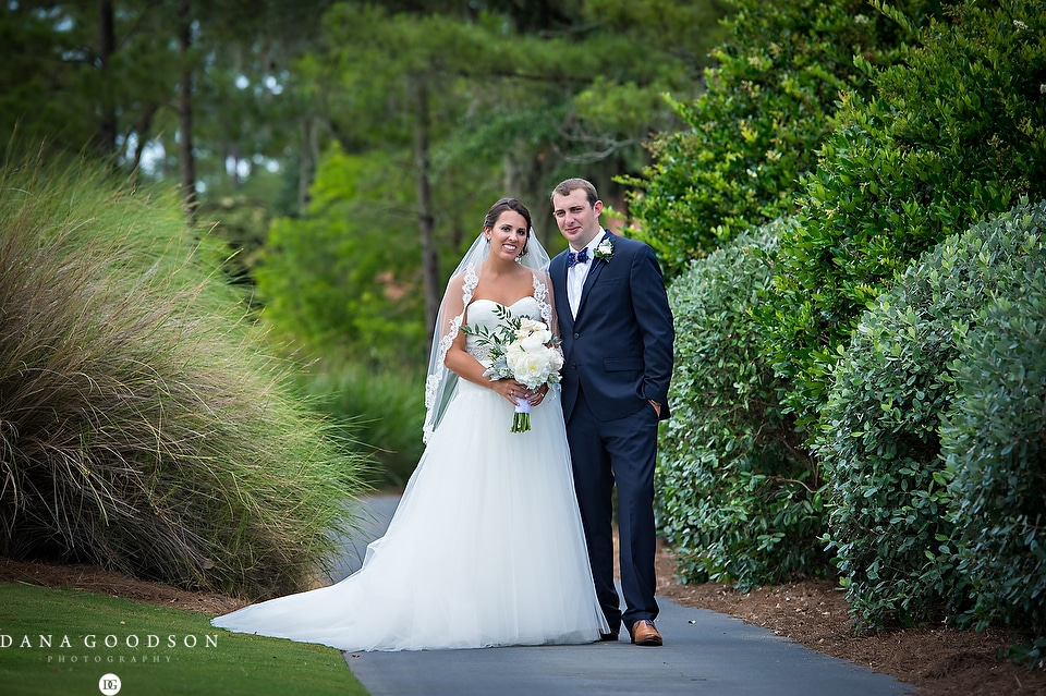 Ponte Vedra Wedding | TPC Sawgrass | Dana Goodson Photography _031