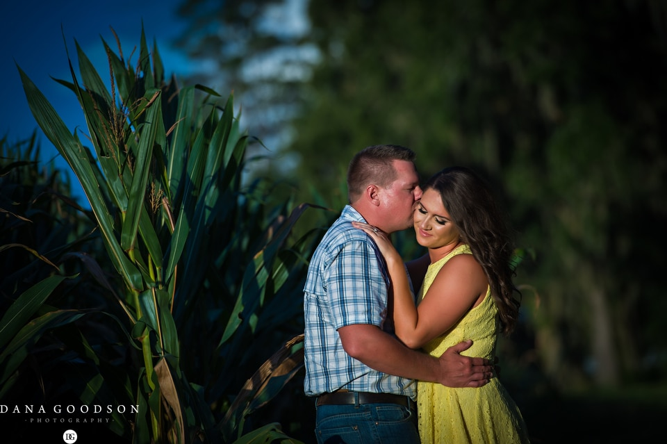 Chiefland Engagement Session | Christen & Wes07